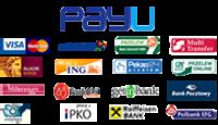 Przyjmujemy płatności PayU